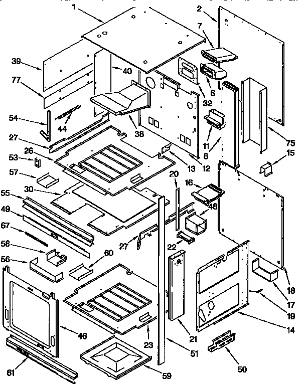 Kitchenaid Superba Refrigerator Repair Manual