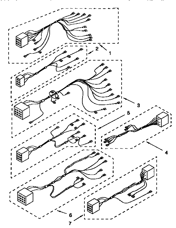 Kitchenaid Gas Range Wiring Diagram, Kitchenaid, Get Free