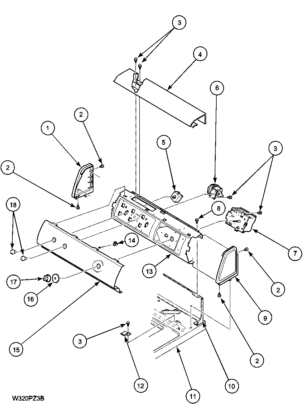 Amana Washer Motor Wire Diagram