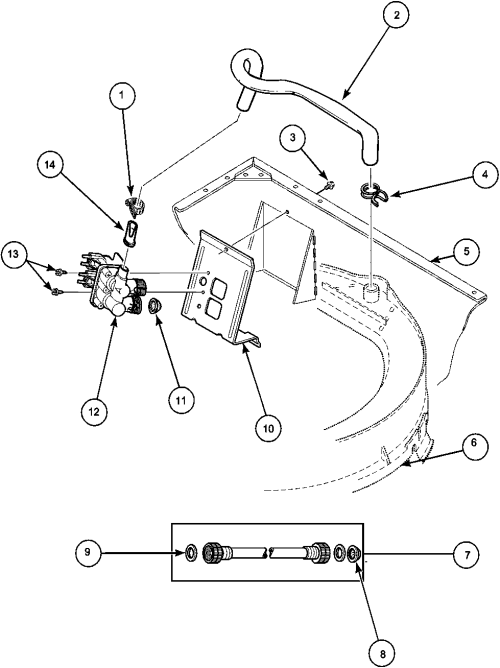 small resolution of lwa40aw2 top loading washer inlet fill hoses and mixing valve parts diagram