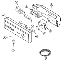 Dishwasher Wiring Diagrams Whirlpool How To Read Chord Maytag Mdb6000awa Timer - Stove Clocks And Appliance Timers