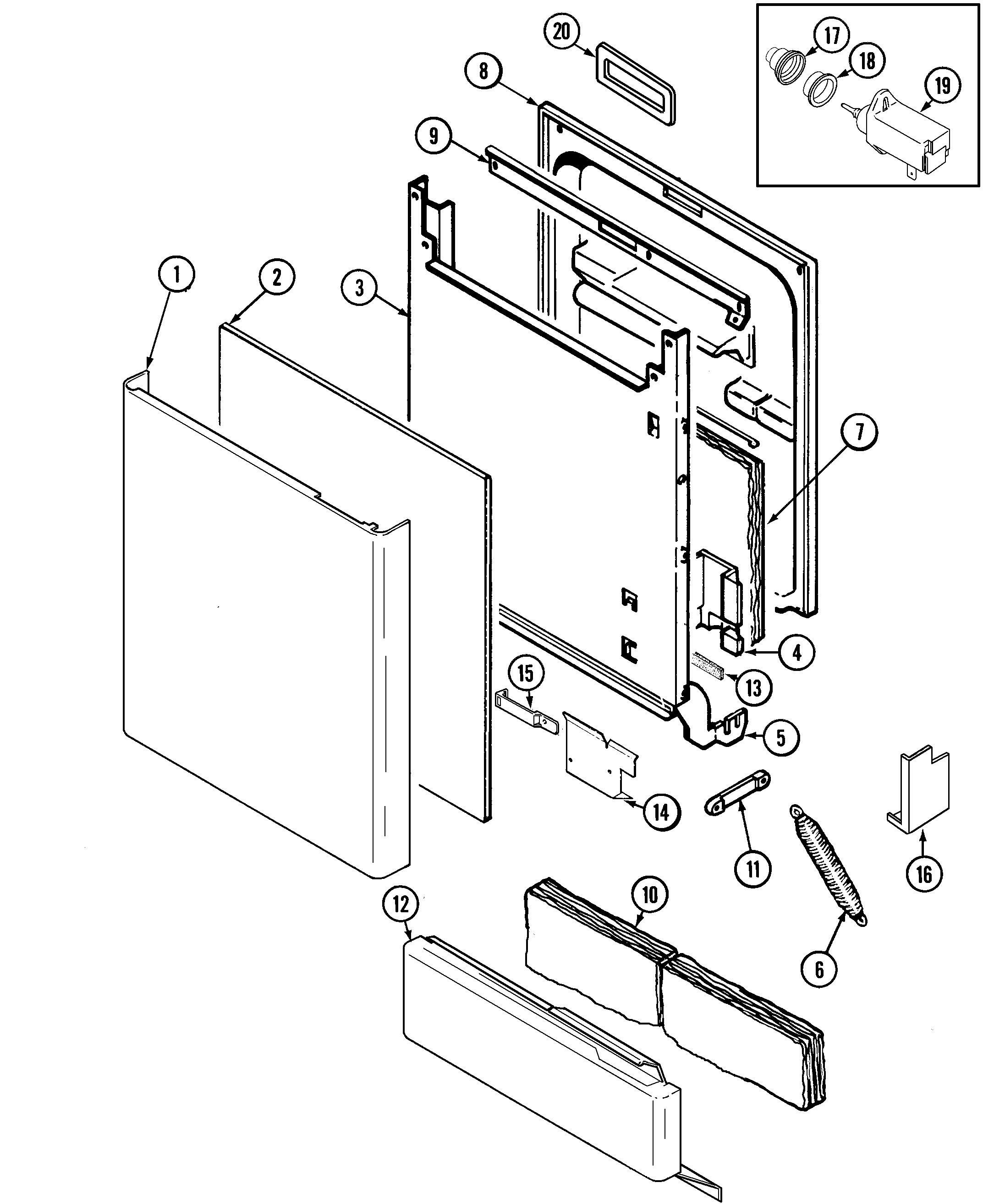 ge refrigerator wiring diagram problem simple flower parts lg model number location forum ~ elsavadorla
