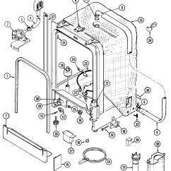 Maytag Dishwasher Wiring Diagram Club Car 36v Batteries Mdb6000awa Timer - Stove Clocks And Appliance Timers