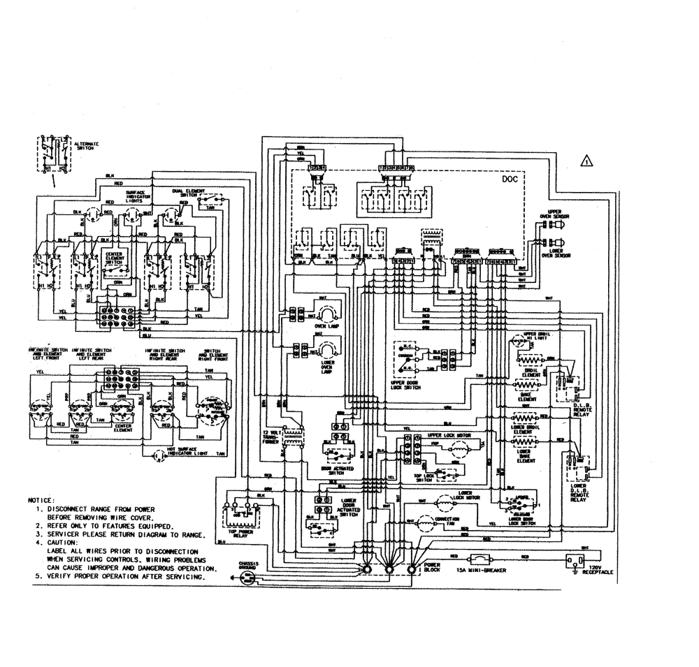 medium resolution of maytag mer6772bcb range timer stove clocks and appliance maytag electrical diagram maytag electrical diagram