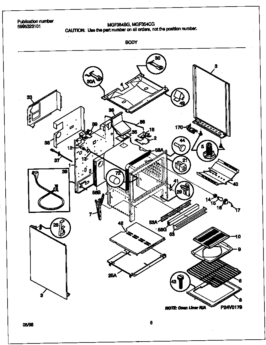 gibson furnace parts manual