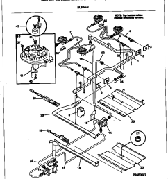 gas cooktop schematic wiring diagram for you gas flow chart gas burner schematic [ 848 x 1100 Pixel ]