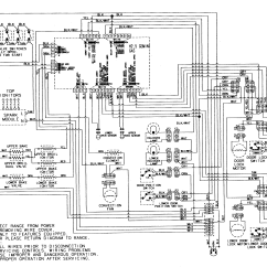 Maytag Refrigerator Wiring Diagram 24 Volt Trailer Plug Mgr6875adb Gemini 30 Quot Double Oven Freestanding Gas