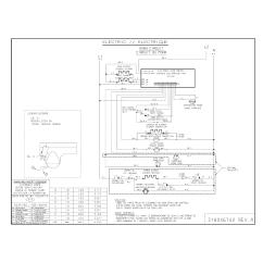 Electric Cooker Wiring Diagram Guitar 5 Way Switch Frigidaire Pglef385cq1 Range Timer Stove Clocks
