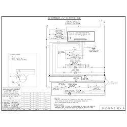 Electrolux PGLEF385CS3 Electric Range Timer  Stove Clocks