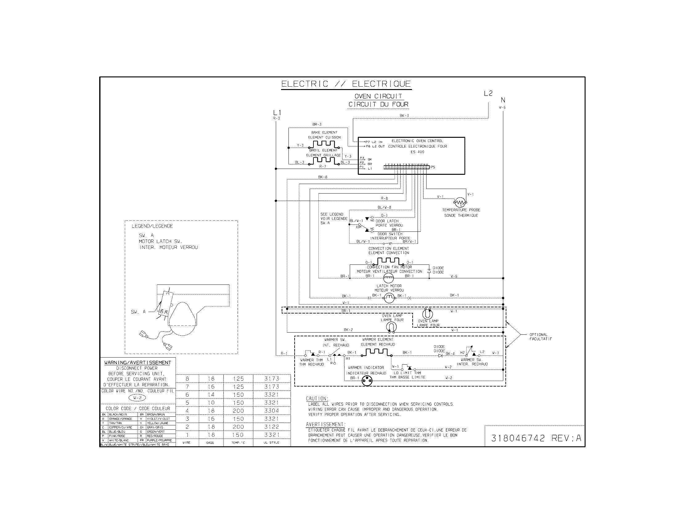 wiring diagram for a electrolux 3 way fridge ps300 emergency ballast pglef385cs3 electric range timer stove clocks