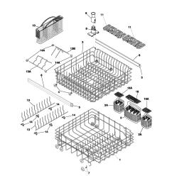 fdb1050rec2 frigidaire dishwasher manual [ 1700 x 2200 Pixel ]