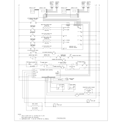 Oven Wiring Diagram Nz Lizard Plan Frigidaire Plef398ccd Electric Range Timer Stove Clocks
