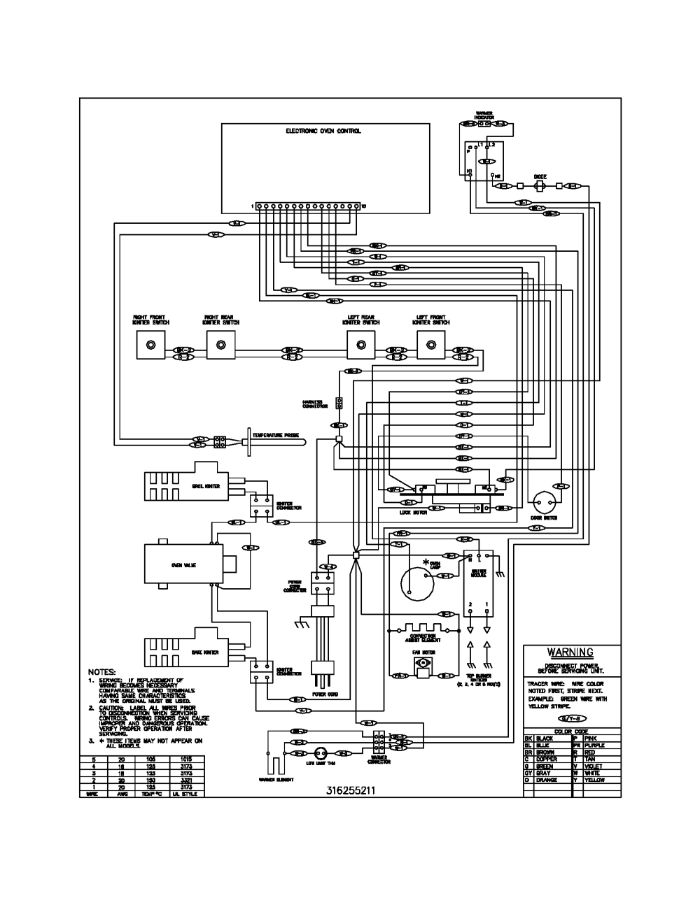 medium resolution of plgf389ccc gas range wiring diagram parts diagram