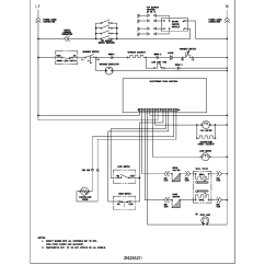 General Electric Oven Wiring Diagram Parallel Speaker Thermostat Schematic Furnace Best Library
