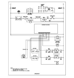 wiring schematic parts frigidaire plgf389ccc gas range timer stove clocks and appliance old [ 1700 x 2200 Pixel ]