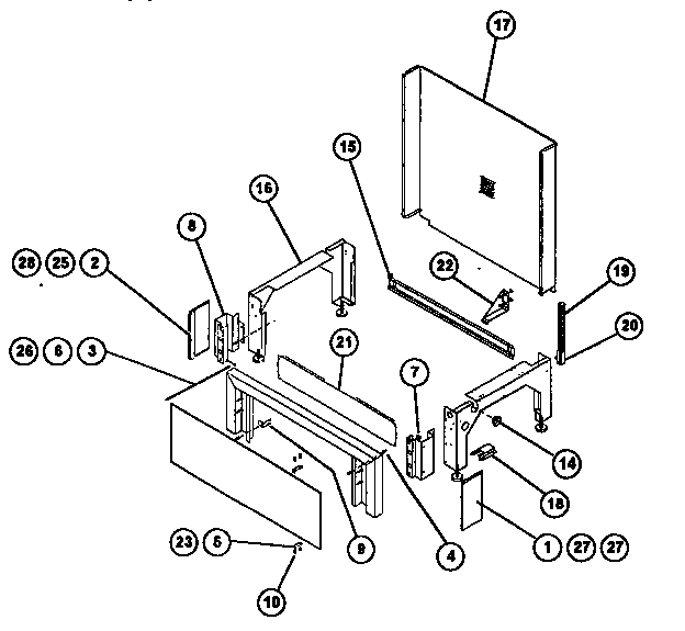 Viking Dishwasher Parts Diagram, Viking, Free Engine Image