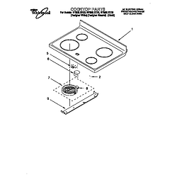 Whirlpool Cooktop Wiring Schematic Amana Gas Furnace