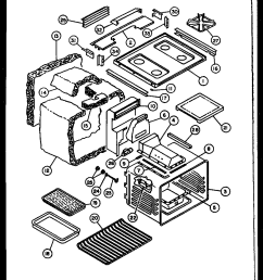 dacor rsd30 gas ranges timer stove clocks and appliance timers dacor stove parts dacor stove wiring diagram [ 912 x 1130 Pixel ]