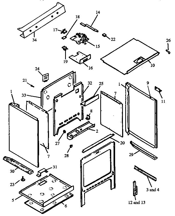 Caloric Dishwasher Wiring Diagram Dishwasher Hookup