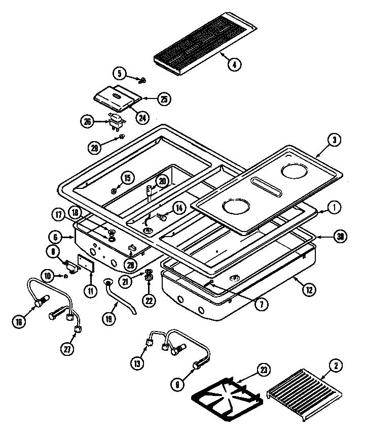 Tappan Appliances Wiring Diagram, Tappan, Get Free Image
