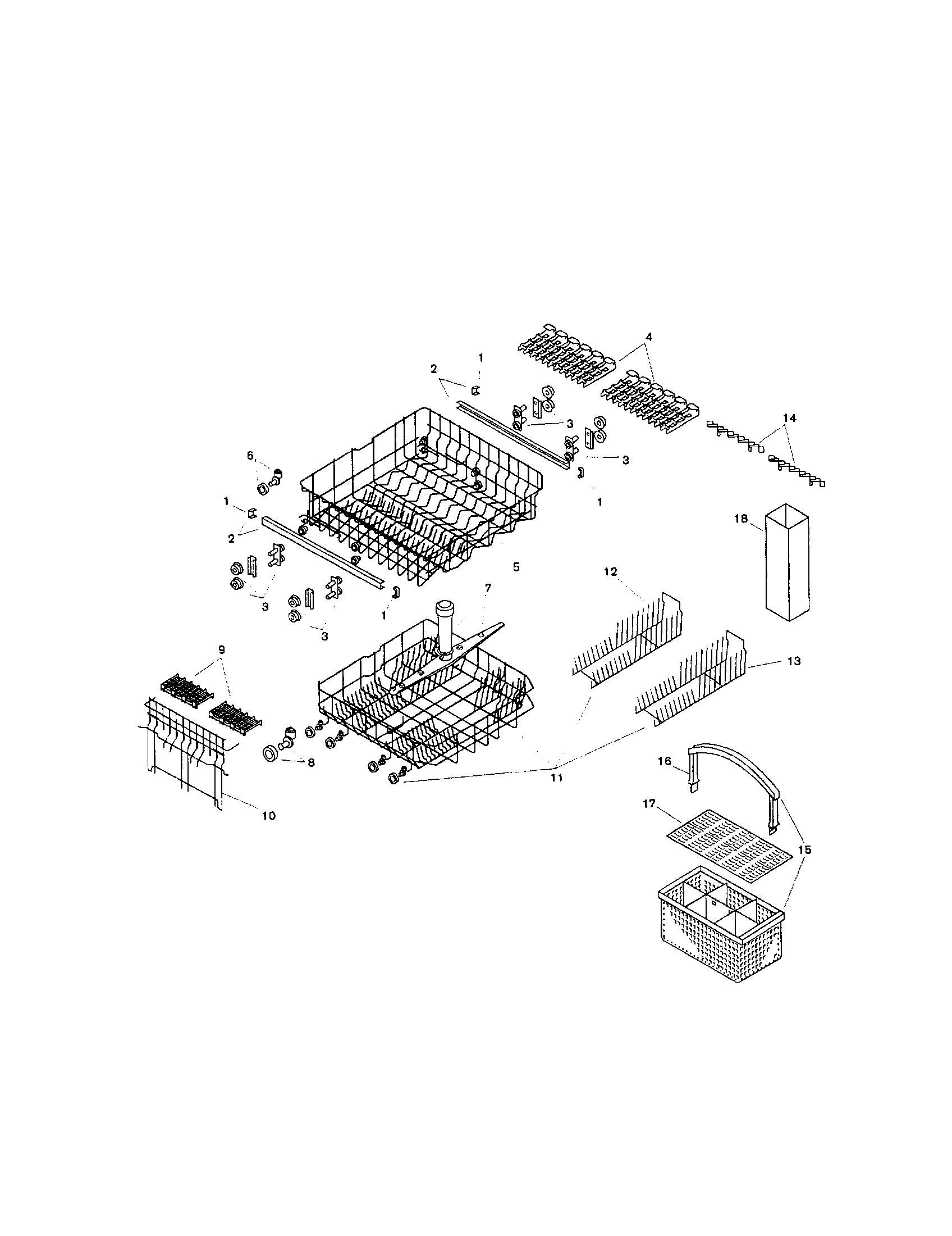 Bosch Dishwasher Schematic Model