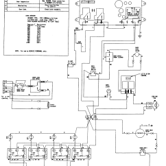 Electric Stove Wiring Diagram Pc Jenn Air Sve47100b Slide In Range Timer