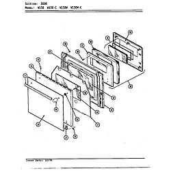 Whirlpool Self Cleaning Oven Wiring Diagram, Whirlpool