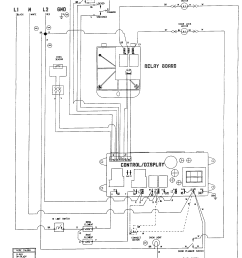 w27100b electric wall oven wiring information parts diagram [ 2159 x 2641 Pixel ]