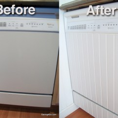 Propane Kitchen Stoves Fire Extinguisher For Give Your Old Dishwasher A New Makeover To Match ...