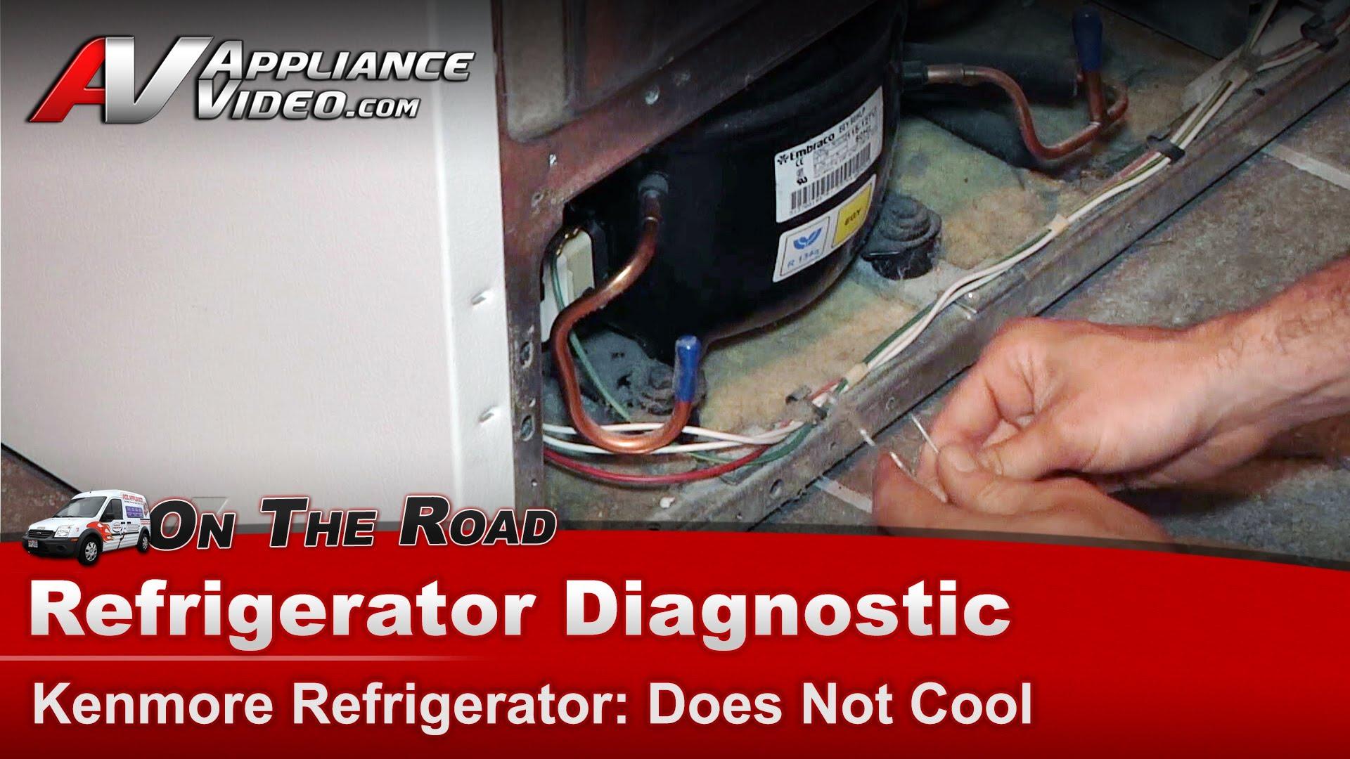 Ge Refrigerators Wiring Diagram Kenmore 10653632300 Refrigerator Diagnostic Does Not