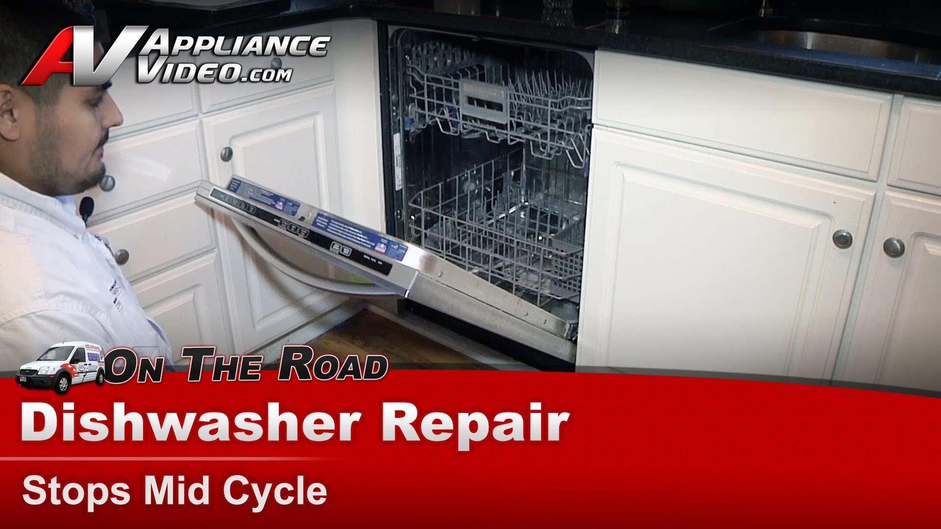 kitchen aid dishwashers outdoor with fireplace kitchenaid kudc10fxss3 dishwasher repair stops mid cycle impeller appliance video