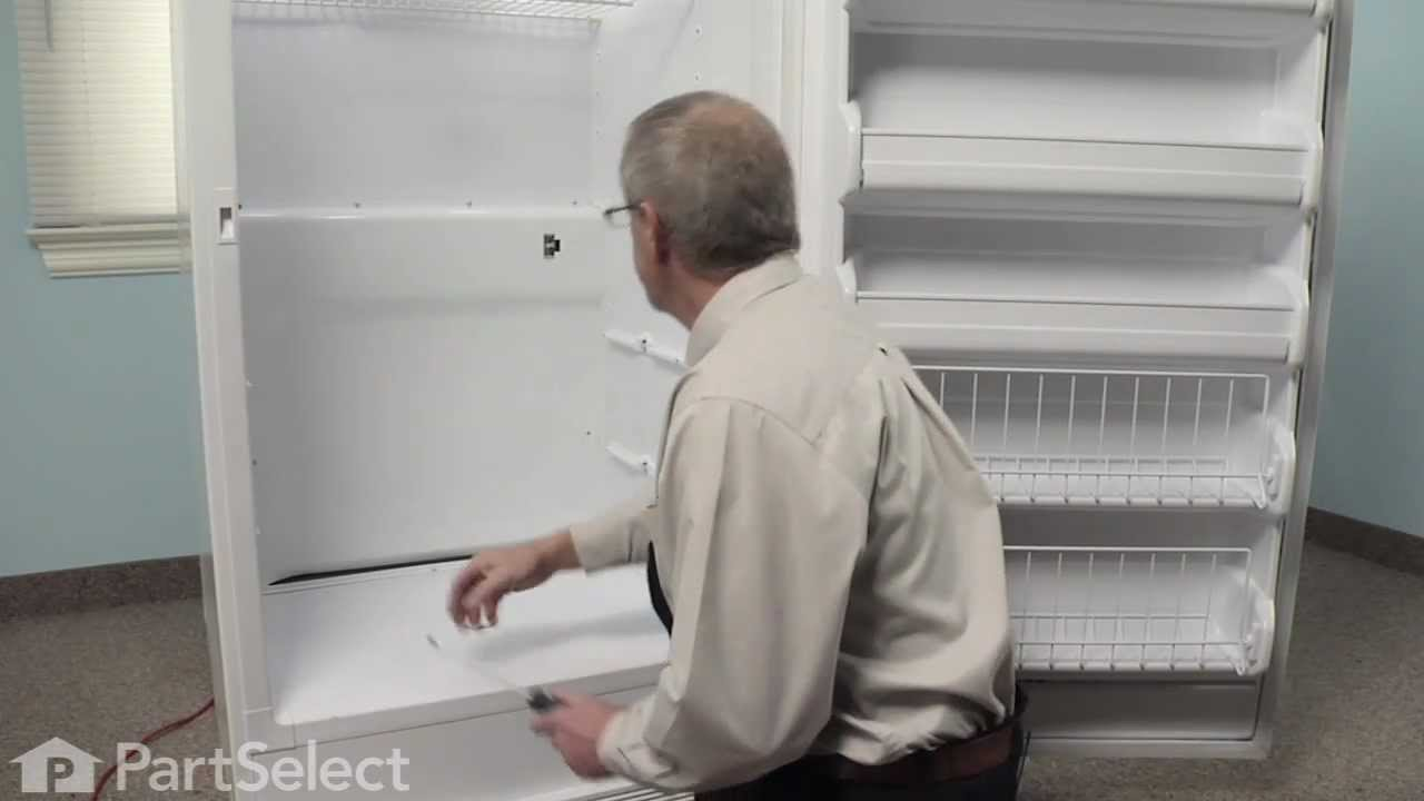 Ge Refrigerators Wiring Diagram Replacing Defrost Freezer Thermostat On A Frigidaire