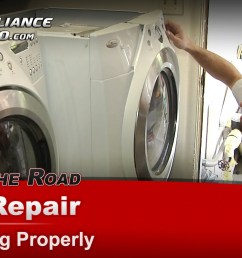 whirlpool wed9400sw0 dryer diagnostic and repair not heating properly heating element appliance video [ 1920 x 1080 Pixel ]
