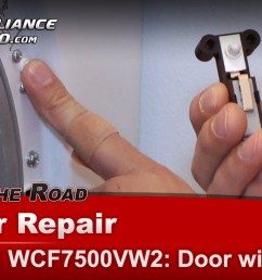 whirlpool wfc7500vw2 washer diagnostic repair door will not lock will not cycle [ 1920 x 1080 Pixel ]