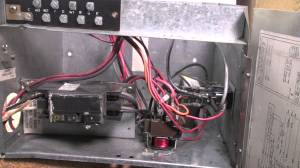 Visually Inspecting Wiring and Terminals of Electric Furnace | Appliance Video
