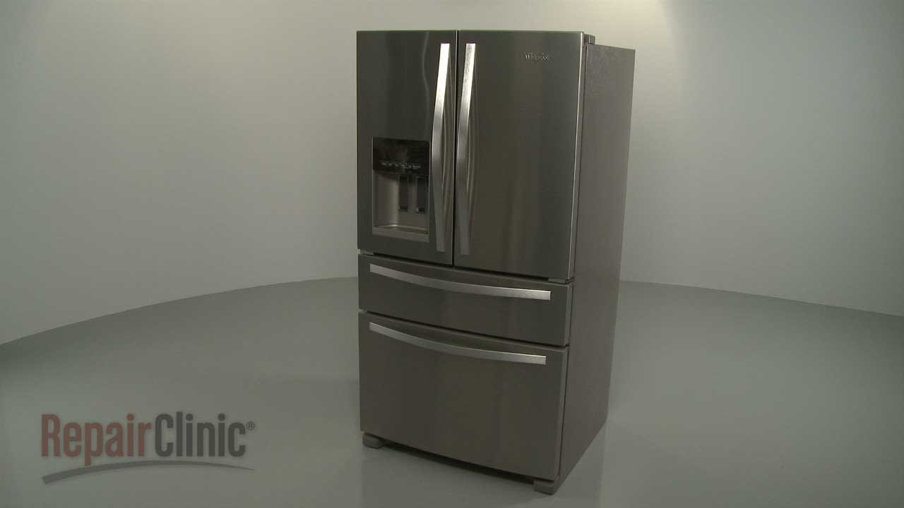 For Stove Schematic Wiring Diagram How To Disassemble A Whirlpool French Door Refrigerator