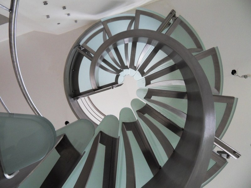 Escaliers Inox Mtallerie Escalier Mtallique