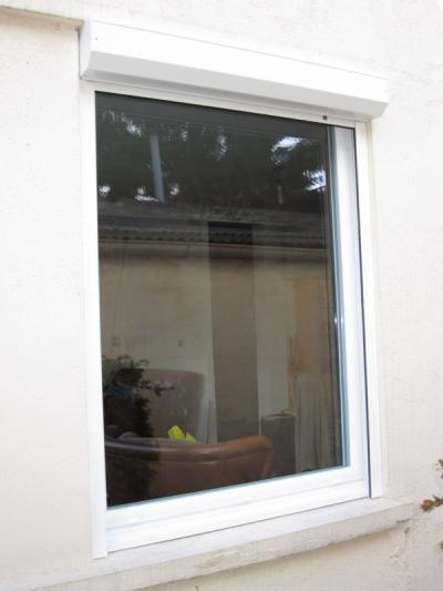 Menuiseries Aluminium SCHCO Blanc 9016 Menuiserie