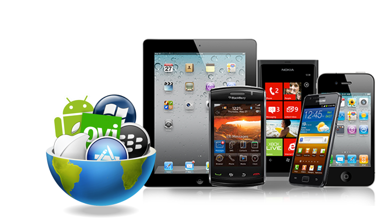 Mobile Device และ Applications