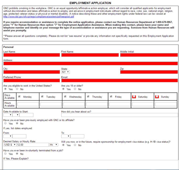 Print Gnc Out Application