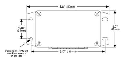 NEXSYS® ARINC 429 Signal Converter (SR429/1)