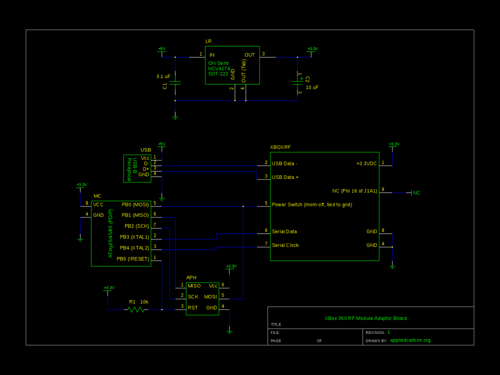 medium resolution of connecting a salvaged xbox 360 rf module to a desktop computer rf tv transmitter block diagram xbox rf block diagram