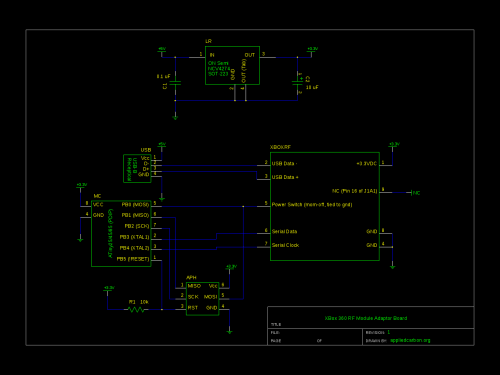 small resolution of connecting a salvaged xbox 360 rf module to a desktop computer rf tv transmitter block diagram xbox rf block diagram