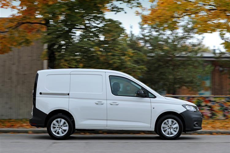 Volkswagen Caddy Van C20 N1 2.0 TDI FWD 102PS Highline Van Manual [Start Stop] van leasing