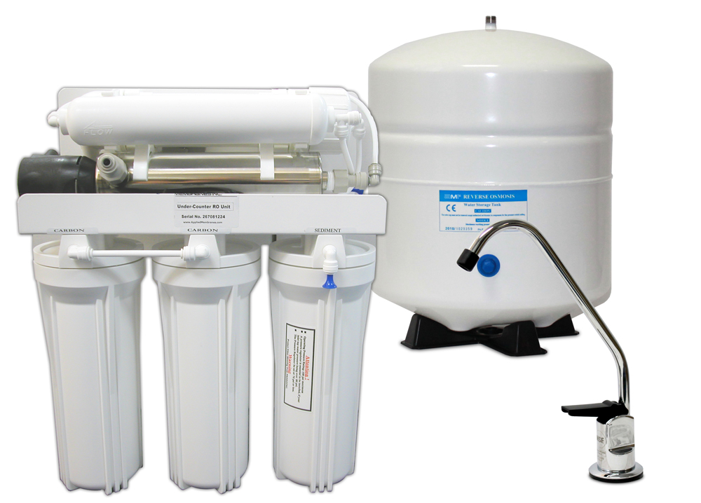 kitchen water filters island lights 6 stage ro uv disinfection system home filtration ami with systems