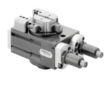 Effecto Group_Attuatori rotanti AR_Pneumatic Swivel Units