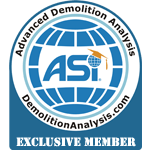 Exclusive Demolition Analysis Member Logo (small)