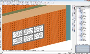 Easily Modeled Masonry
