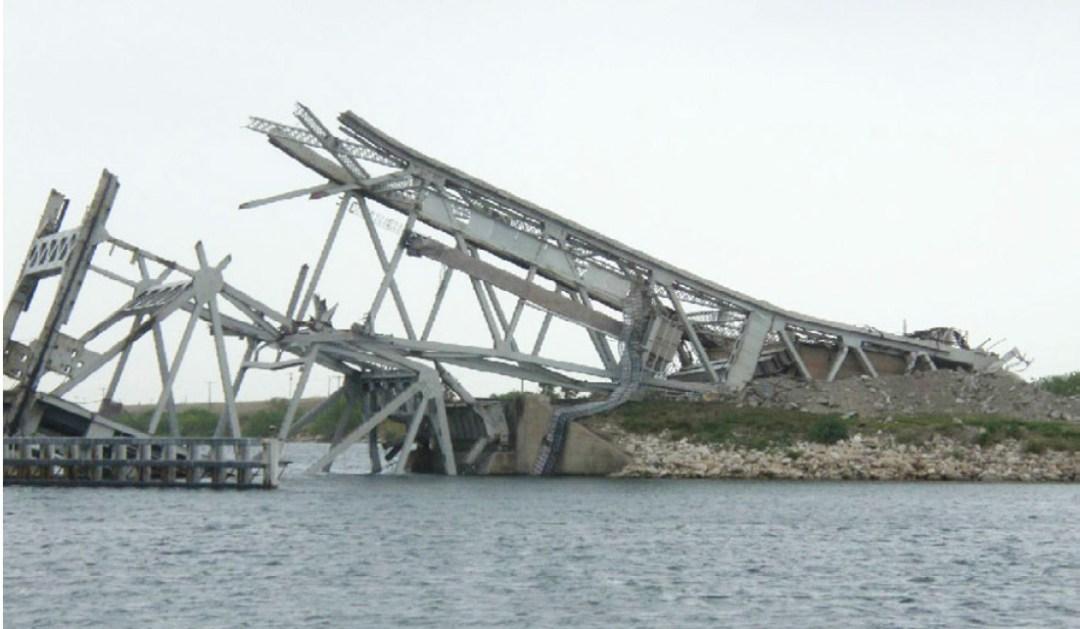 Bridge Demolition - Tule Lake Lift Bridge Implosion - Applied Science International