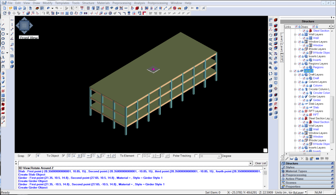 Structural Engineering Software - ASI's Extreme Loading® for Structures (ELS) Software - Applied Science International